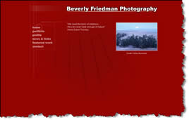 Beverly Friedman Photography