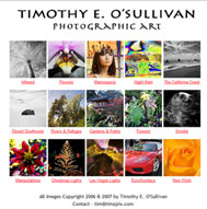 Timothy E O'Sullivan photographic art